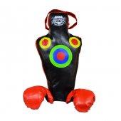 Boks Set Erkek Çocuk Spor Oyuncaları Eğlenceli Oyuncak