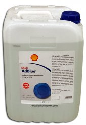 Shell Ad Blue 20 Litre Euro 4 5 6