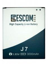 Escom Samsung Galaxy J7 2015 Batarya 3000 Mah