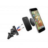 Araç İçi 360 Derece Mıknatıslı Cep Telefonu Tutucu (Otombobil Telefonluk)