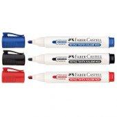 Faber Castell Doldurulabilir Tahta Kalemi Siya