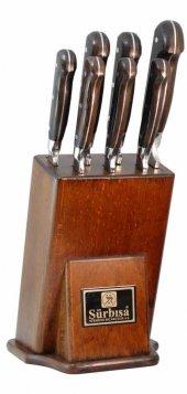 Sürbısa 61510 Ym Sürmene Yöresel Mutfak Bıçakları Seti 7li Set