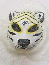 Yabidur Peluş Kurt Maskesi Hayvan Maskesi Karışık 12 Adet