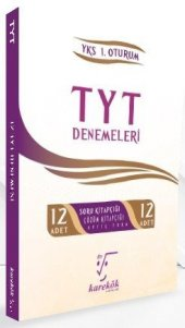 Karekök Yayınları Tyt Çözümlü 12 Deneme Sınavı
