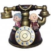 Nostaljik Telefon Kumbara, Dedeye Babaanneye Dekoratif Hediyelik