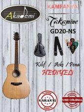 Takamine Gd20 Ns Akustik Gitar (Hediyeli)