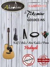 Takamine Gd10ce Ns Elektro Akustik Gitar (Hediyeli...
