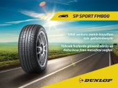 Dunlop 195 55 R15 Tl 85v Sp Sport Fm800 (Ürt 2018)