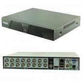 Powermaster Ahd Analog Tvı Cvı 1080n 16 Kanal Dvr Xxvr Kayıt Ciha