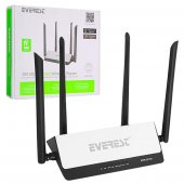 Everest Ewr 521n4 300 Mbps Smart Kablosuz Repeater+access Poınt+r