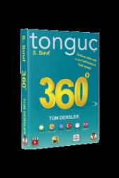 Tonguç Yayınları 5. Sınıf 360 Soru Bankası Cep Boy