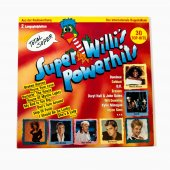 Plak Super Willies Power Hits 2lp