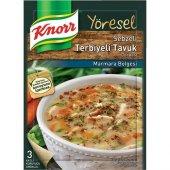 Knorr Yöresel Çorba Terbiyeli Tavuk 89 Gr