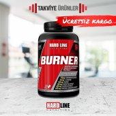 Hardline Burner 120 Tablet Termojenik Yağ Yakıcı