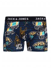 Jack Jones Jacwally Trunks Noos Erkek Boxer 12145192 True Blue