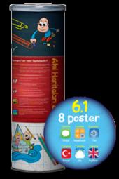 Tonguç Yayınları 6. Sınıf 6.1 Akıl Haritaları Seti