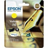 Epson T162440 Wf2010 2520 2540 (16) Yellow Kartuş...