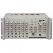 Startech Safir S6 800 6 Kanal Power Mikser 2x400w 4 Ohm