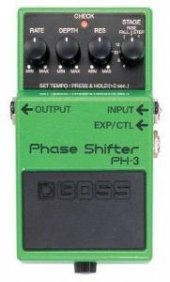 Boss Ph 3(T) Phase Shifter Compact Pedal+ Ara Kablo