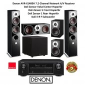 Dali Zensor 5 1 Sub E 9f Sub Vokal + Denon Avr X1400h 5.1 Set