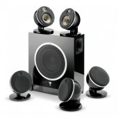 Focal Dome Pack 5.1 Flax Sub Air Ev Sinema Hoparlör Sistemi