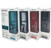 Sony Mdr Ex700bt Extra Bass Mikrofonlu Selfie Çekme Özellikli Blu