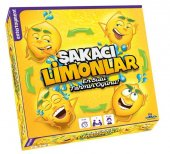 şakacı Limonlar Samatlı (Kutu Oyunu)