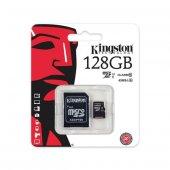 Kingston 128gb Canvas Select Microsd Sdcs 128gb Hafıza Kartı