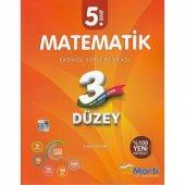 Martı Yayınları 5. Sınıf Matematik 3 Düzey Fasikül...