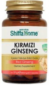 Aksu Vital Shiffa Home Kırmızı Ginseng 60 Kapsül...