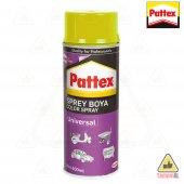 Pattex (Çok Kalite) Sarı Universal Color Spray Alman Malı