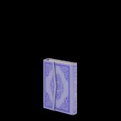 Ayfa 063s Mühürlü Çanta Boy Kuran 2 Renk Sert Kapak