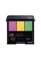 Shiseido Luminizing Satin Eyecolor Trio Far Renk Ye406