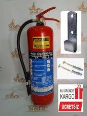 Yangın Söndürme Cihazı Söndürücü Tüp 6kg ,belediye Ruhsatı
