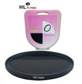 Hlypro 55mm Nd 1000 Filtre, 55 Mm Nd1000 Nötr Yoğu...