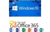 Windows 10 Pro & Office 365 5 Pc Mac