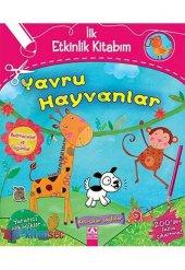 Yavru Hayvanlar İlk Etkinlik Kitabım