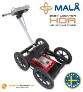 Mala Gpr Easy Locator Hdr Pro With Pro Cart
