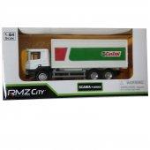 Oyuncak 1 64 Rmz Scania Konteyner Castrol