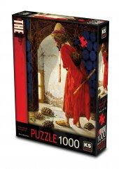 Ks Puzzle 1000 Parça Kaplumbağa Terbiyecisi 11087