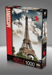 Ks Puzzle 1000 Parça Eiffel Tower Paris 11465