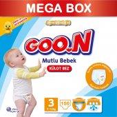 Goon Bebek Bezi Mutlu Bebek Külot 3 Beden 150 Li Megabox 7 12 Kg