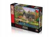 Ks Puzzle 1000 Parça The Stoney Bridge Cottage 11479