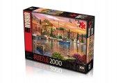 Ks Puzzle 2000 Parça Harbour Sunset 11308