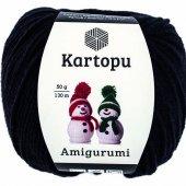 Kartopu Amigurumi 940 Siyah