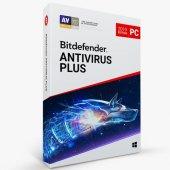 Bitdefender Antivirus Plus 2019 3 Kullanıcı