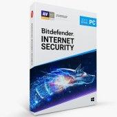 Bitdefender Internet Security 2019 3 Kullanıcı