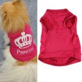 Kedi Ve Köpek İçin Pirincess Elbise,kıyafet, Xs S M L Beden