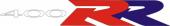 Honda 400 Rr Sağ Sol Sticker Set Etiket