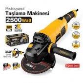 Taşlama Makinesi 180mm 2500 Watt Sgs 5116